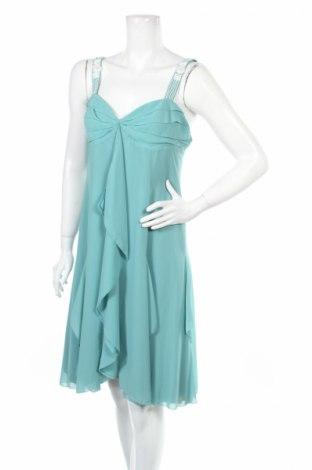 Φόρεμα Amanda Wakeley, Μέγεθος L, Χρώμα Μπλέ, Πολυεστέρας, Τιμή 88,45€