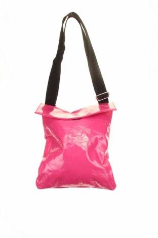 Дамска чанта L.Credi, Цвят Розов, Еко кожа, Цена 15,12лв.
