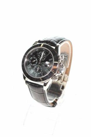 Ρολόι Andre Belfort, Χρώμα Μαύρο, Γνήσιο δέρμα, μέταλλο, Τιμή 244,70€
