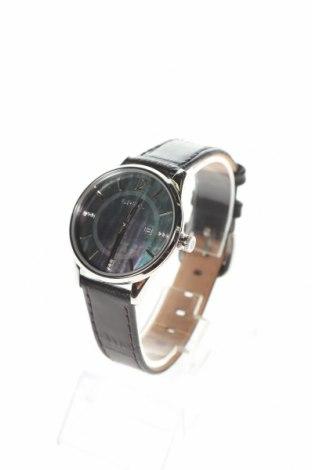 Ρολόι Breil, Χρώμα Μαύρο, Γνήσιο δέρμα, μέταλλο, Τιμή 71,12€