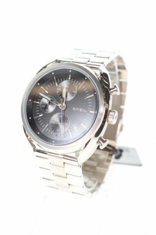 Ρολόι Breil, Χρώμα Γκρί, Μέταλλο, Τιμή 71,12€