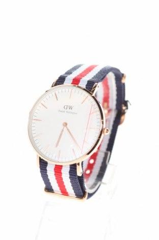 Ρολόι Daniel Wellington, Χρώμα Πολύχρωμο, Κλωστοϋφαντουργικά προϊόντα, μέταλλο, Τιμή 119,83€