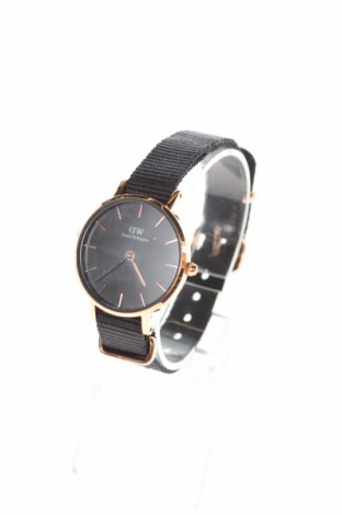 Ρολόι Daniel Wellington, Χρώμα Μπλέ, Κλωστοϋφαντουργικά προϊόντα, μέταλλο, Τιμή 119,83€