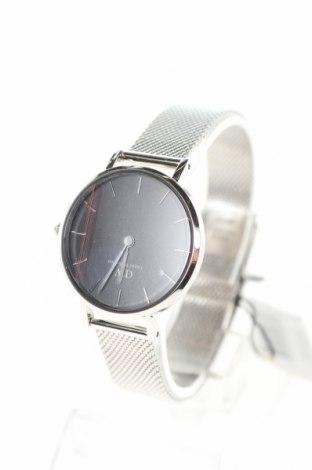 Ρολόι Daniel Wellington, Χρώμα Γκρί, Μέταλλο, Τιμή 119,83€
