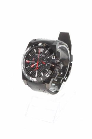 Ρολόι Locman, Χρώμα Μαύρο, Σιλικόνη, Τιμή 140,78€