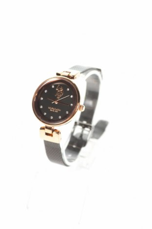 Ρολόι U.S. Polo Assn., Χρώμα Μαύρο, Μέταλλο, Τιμή 44,54€