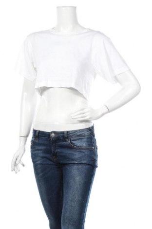 Дамска блуза Alexander Wang For H&M, Размер S, Цвят Бял, Полиамид, Цена 3,54лв.