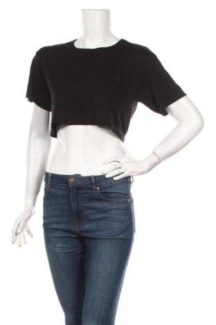 Γυναικεία μπλούζα Alexander Wang For H&M, Μέγεθος S, Χρώμα Μαύρο, Πολυαμίδη, Τιμή 10,04€