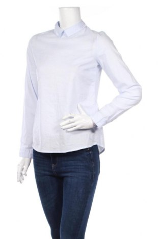 Dámska blúza Cropp, Veľkosť S, Farba Modrá, Bavlna, Cena  15,08€