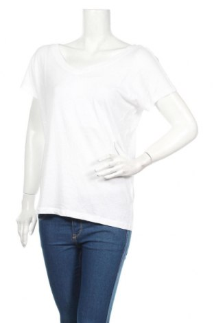 Γυναικεία μπλούζα Esprit, Μέγεθος M, Χρώμα Λευκό, 85% βαμβάκι, 15% λινό, Τιμή 12,56€