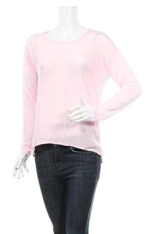 Γυναικεία μπλούζα Frogbox, Μέγεθος S, Χρώμα Ρόζ , 100% μετάξι, Τιμή 24,19€