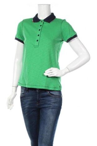 Tricou de femei James & Nicholson, Mărime S, Culoare Verde, Bumbac, Preț 60,63 Lei