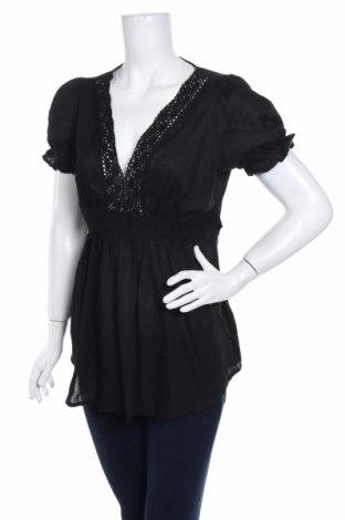 Γυναικεία μπλούζα Melrose, Μέγεθος S, Χρώμα Μαύρο, Βαμβάκι, Τιμή 4,52€