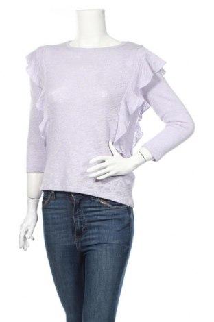 Γυναικεία μπλούζα Reserved, Μέγεθος S, Χρώμα Βιολετί, 85% πολυεστέρας, 15% βισκόζη, Τιμή 13,92€