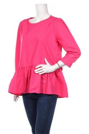 Dámska blúza Reserved, Veľkosť L, Farba Ružová, 80% polyester, 20% bavlna, Cena  13,92€