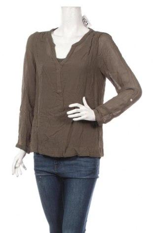 Γυναικεία μπλούζα Street One, Μέγεθος L, Χρώμα Πράσινο, 95% βισκόζη, 5% ελαστάνη, Τιμή 11,46€