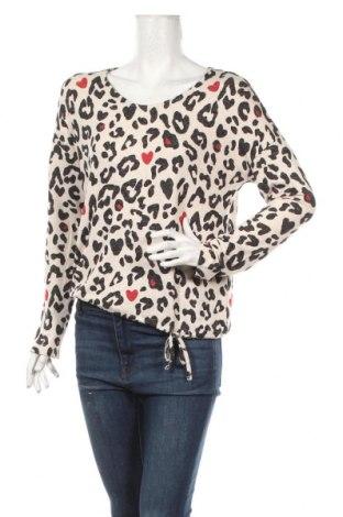 Γυναικεία μπλούζα Street One, Μέγεθος S, Χρώμα Πολύχρωμο, 67% βισκόζη, 30% πολυεστέρας, 3% ελαστάνη, Τιμή 11,46€