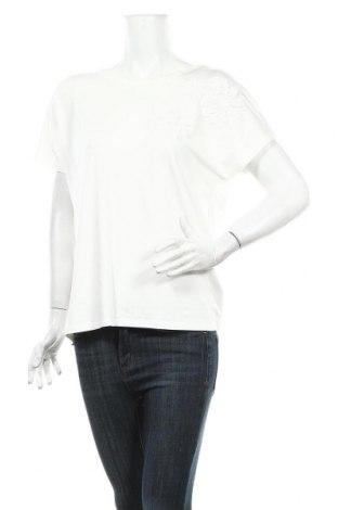 Γυναικεία μπλούζα Street One, Μέγεθος M, Χρώμα Εκρού, 94% μοντάλ, 6% ελαστάνη, Τιμή 9,65€