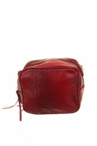 Дамска чанта Atmosphere, Цвят Червен, Еко кожа, Цена 15,75лв.