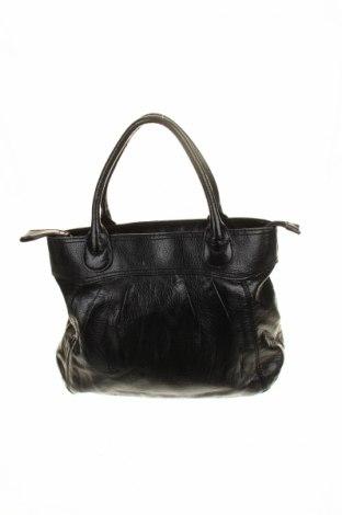 Дамска чанта H&M, Цвят Черен, Еко кожа, Цена 17,01лв.