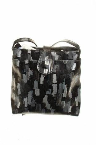 Дамска чанта, Цвят Черен, Естествена кожа, Цена 42,84лв.