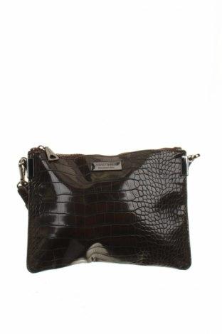 Дамска чанта Mango, Цвят Кафяв, Еко кожа, Цена 23,31лв.