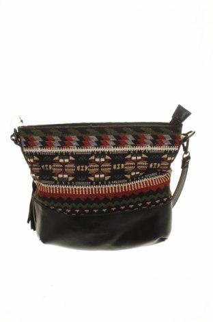 Γυναικεία τσάντα Reserve, Χρώμα Πολύχρωμο, Κλωστοϋφαντουργικά προϊόντα, δερματίνη, Τιμή 15,42€