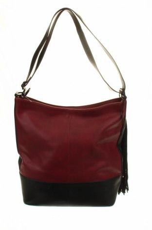Geantă de femei Reserved, Culoare Roșu, Piele ecologică, Preț 87,16 Lei