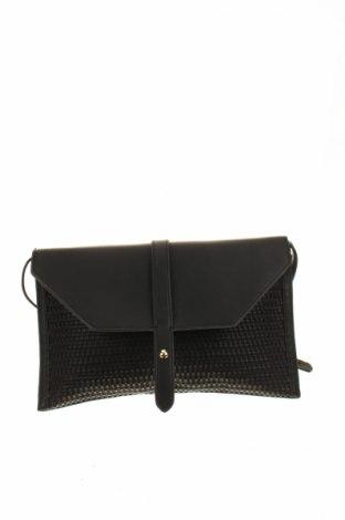 Geantă de femei Reserved, Culoare Negru, Piele ecologică, Preț 72,00 Lei