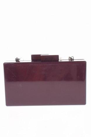 Γυναικεία τσάντα Reserved, Χρώμα Βιολετί, Άλλα υλικά, Τιμή 14,72€