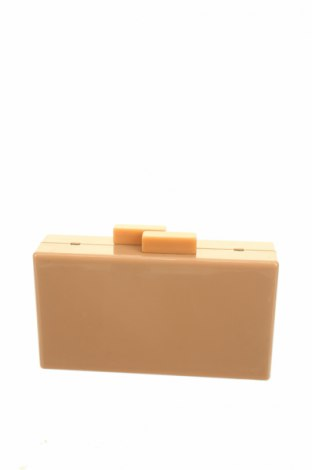 Damska torebka Reserved, Kolor Beżowy, Materiał tekstylny, Cena 42,00zł