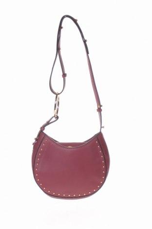 Geantă de femei Topshop, Culoare Violet, Piele ecologică, Preț 90,22 Lei