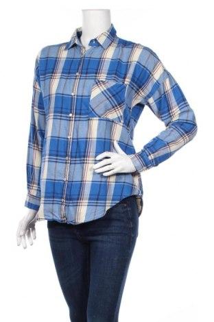 Дамска риза Ac, Размер S, Цвят Многоцветен, Памук, Цена 4,46лв.