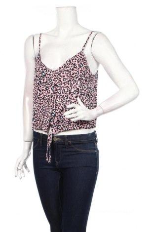 Дамска риза Clockhouse, Размер M, Цвят Розов, Вискоза, Цена 7,75лв.