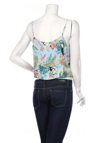 Дамска риза Clockhouse, Размер XL, Цвят Син, Вискоза, Цена 12,09лв.