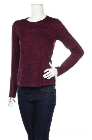 Дамска спортна блуза Active By Tchibo, Размер S, Цвят Лилав, 88% полиестер, 12% еластан, Цена 23,67лв.