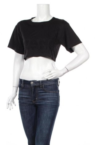 Дамска блуза Alexander Wang For H&M, Размер M, Цвят Черен, Полиамид, Цена 38,35лв.