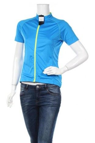 Dámské tričko James & Nicholson, Rozměr S, Barva Modrá, Polyester, Cena  407,00Kč