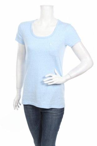 Γυναικείο t-shirt Jack Wills, Μέγεθος M, Χρώμα Μπλέ, Τιμή 14,47€