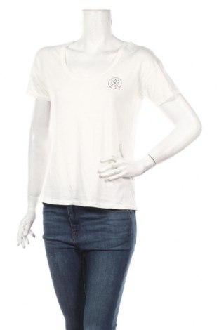 Γυναικείο t-shirt Jack Wills, Μέγεθος M, Χρώμα Λευκό, Βαμβάκι, Τιμή 15,59€