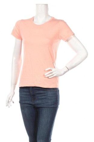 Γυναικείο t-shirt Lee Cooper, Μέγεθος M, Χρώμα Ρόζ , Βαμβάκι, Τιμή 11,87€