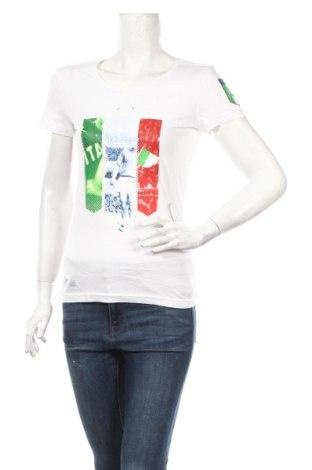 Dámské tričko PUMA, Rozměr S, Barva Bílá, Bavlna, Cena  511,00Kč