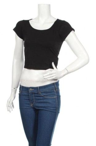 Tricou de femei Reserved, Mărime M, Culoare Negru, 94% bumbac, 6% elastan, Preț 53,05 Lei