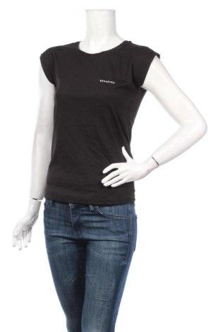Γυναικείο t-shirt Reserved, Μέγεθος S, Χρώμα Μαύρο, Βαμβάκι, Τιμή 12,62€
