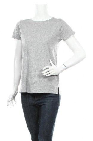 Γυναικείο t-shirt Sinsay, Μέγεθος XS, Χρώμα Γκρί, Τιμή 8,91€