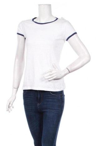 Γυναικείο t-shirt Sinsay, Μέγεθος S, Χρώμα Λευκό, Βαμβάκι, Τιμή 10,39€