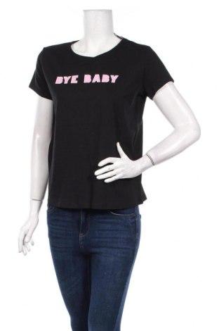 Γυναικείο t-shirt Yfl Reserved, Μέγεθος M, Χρώμα Μαύρο, 95% βαμβάκι, 5% ελαστάνη, Τιμή 11,87€