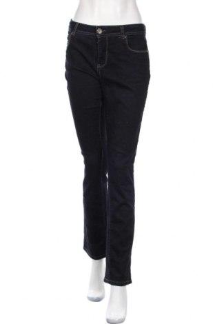 Dámske džínsy  Blind Date, Veľkosť XL, Farba Modrá, 80% bavlna, 18% polyester, 2% elastan, Cena  14,45€