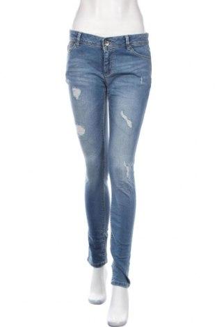 Dámske džínsy  Edc By Esprit, Veľkosť L, Farba Modrá, Cena  12,22€
