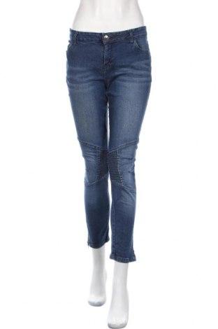 Dámske džínsy  Esmara, Veľkosť L, Farba Modrá, 98% bavlna, 2% elastan, Cena  13,34€